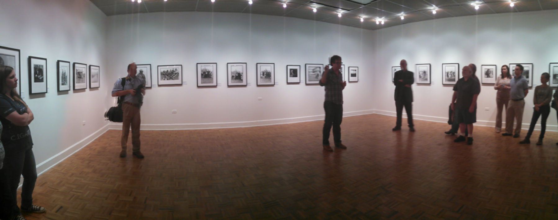 Gallery showcases civil rights photos