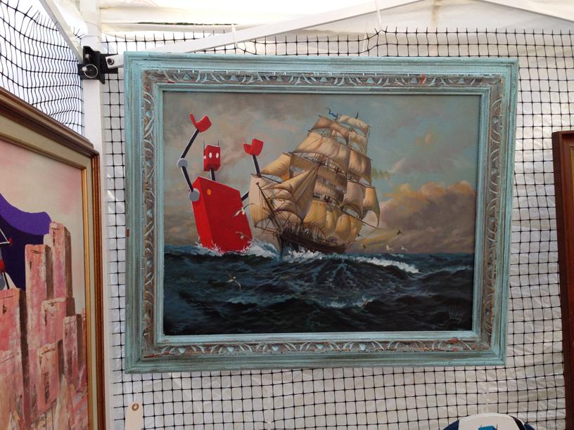 Moss rock festival brings art to eco-friendly environment