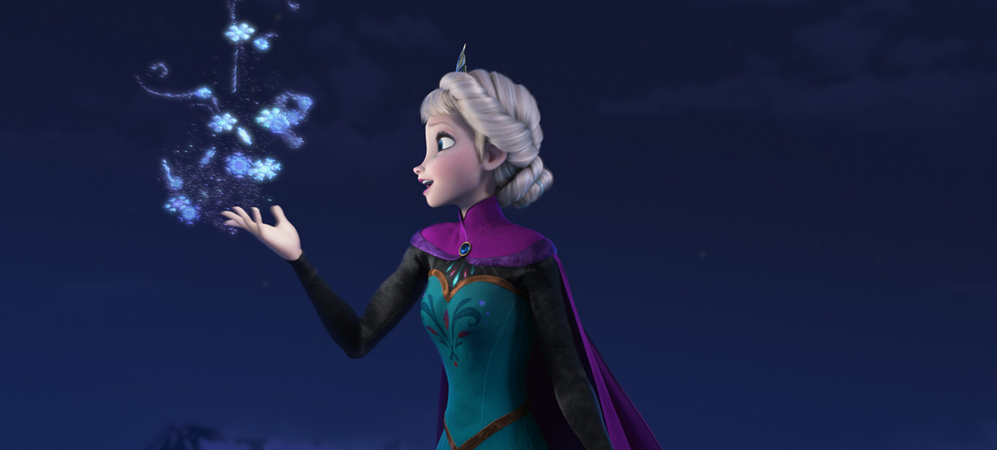 """Frozen"" warms hearts"