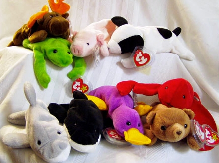 Collectors hope to convert Beanie Babies to cash