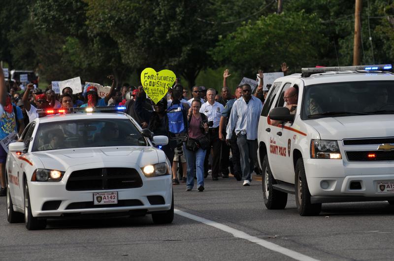 War Zone: Ferguson