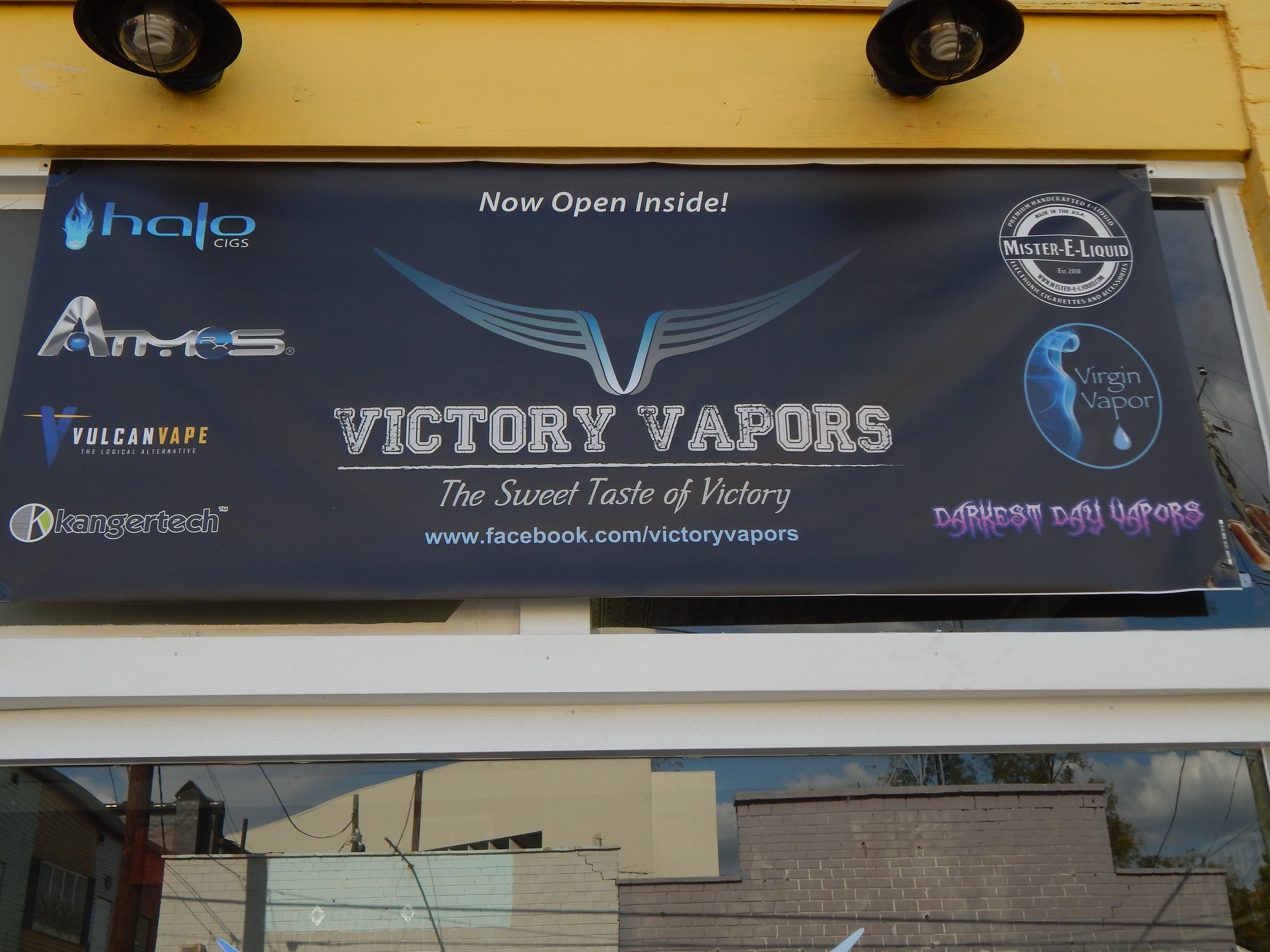 Taking stock of Victory Vapors