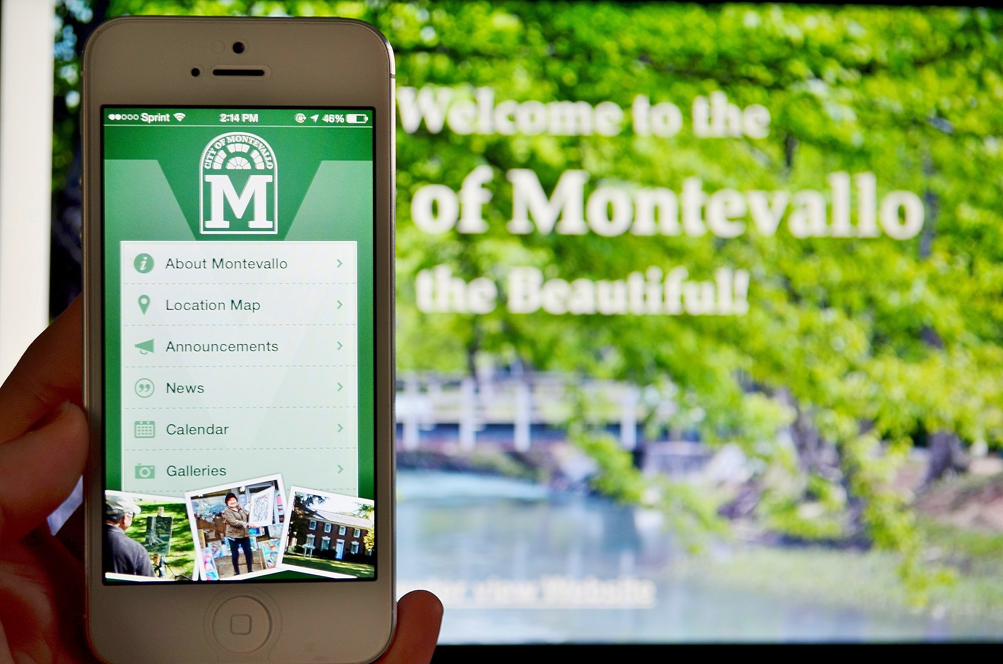 City of Montevallo debuts new smartphone app