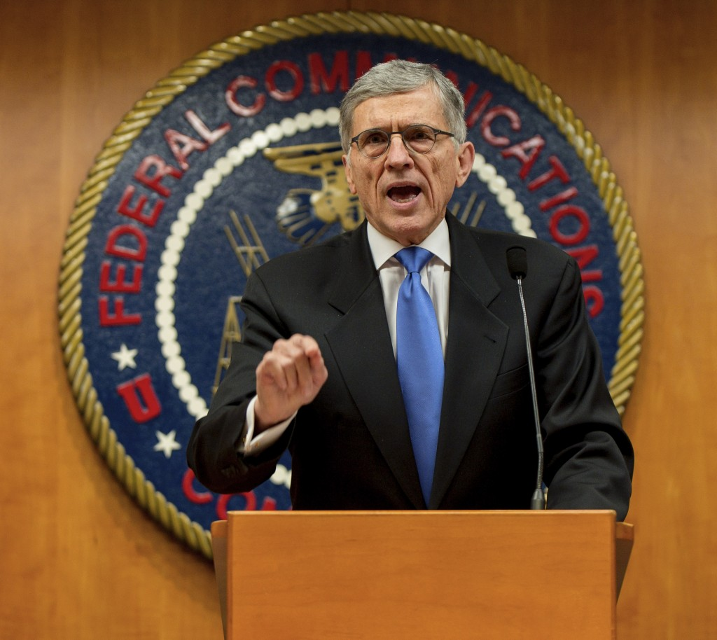 FCC moves to regulate internet services under net neutrality rules