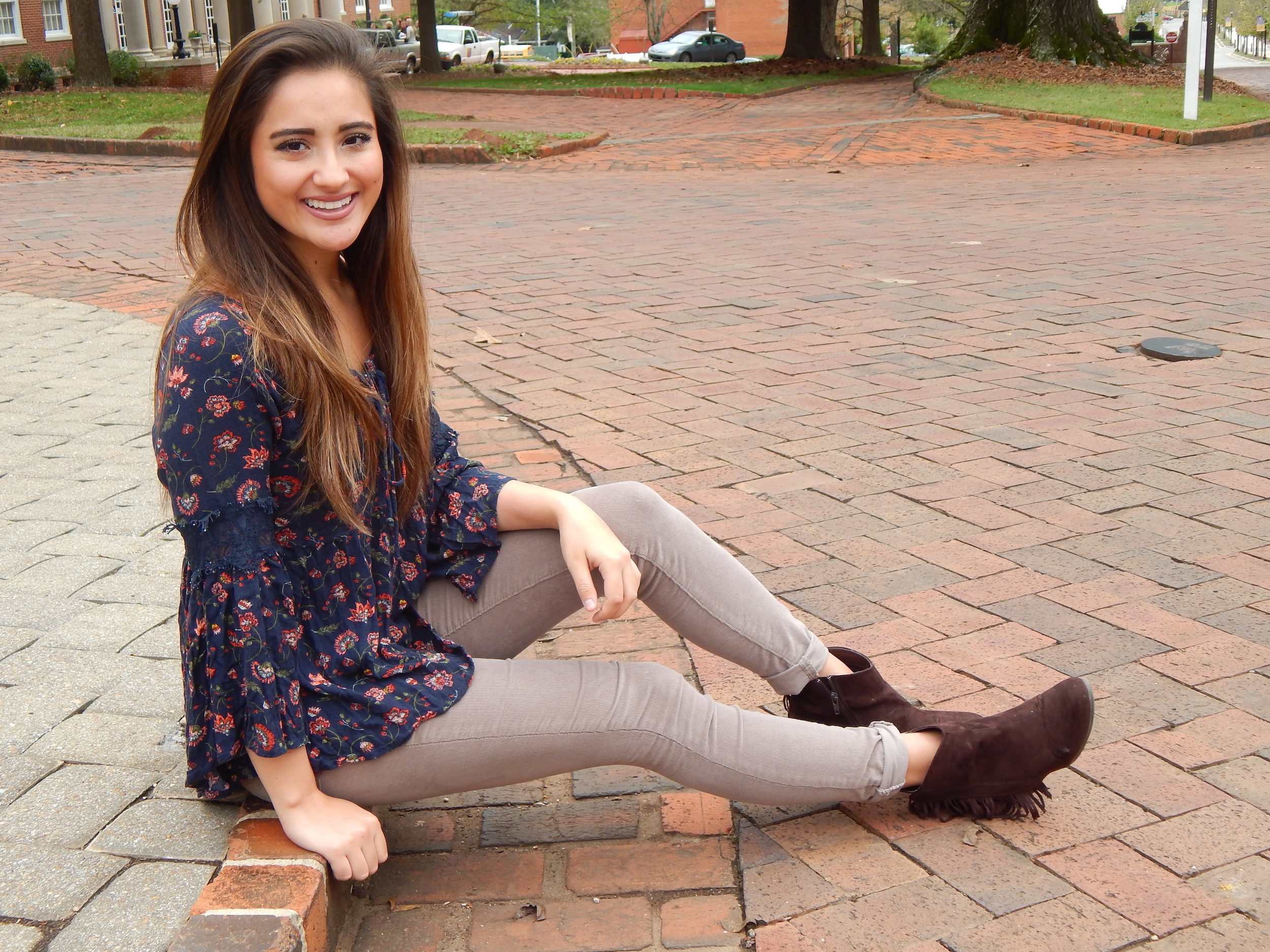 Fashion on the bricks: Sydney Zari