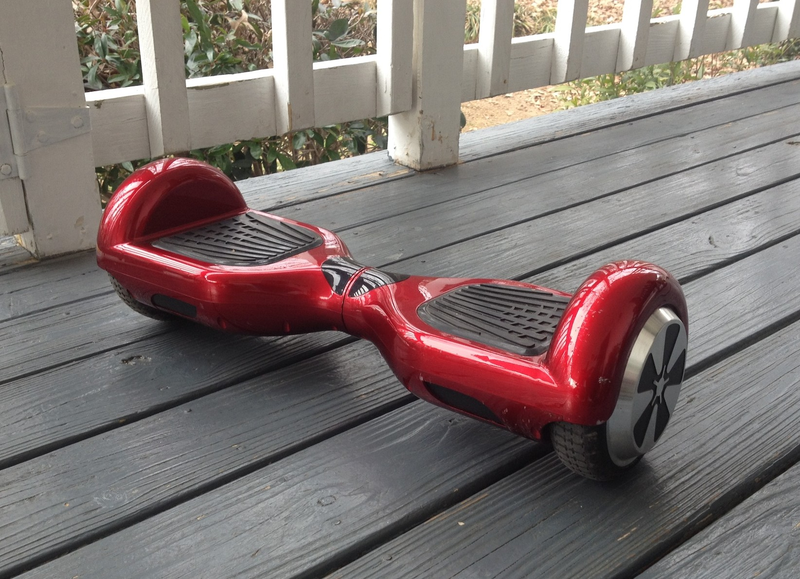 University bans hoverboards on campus