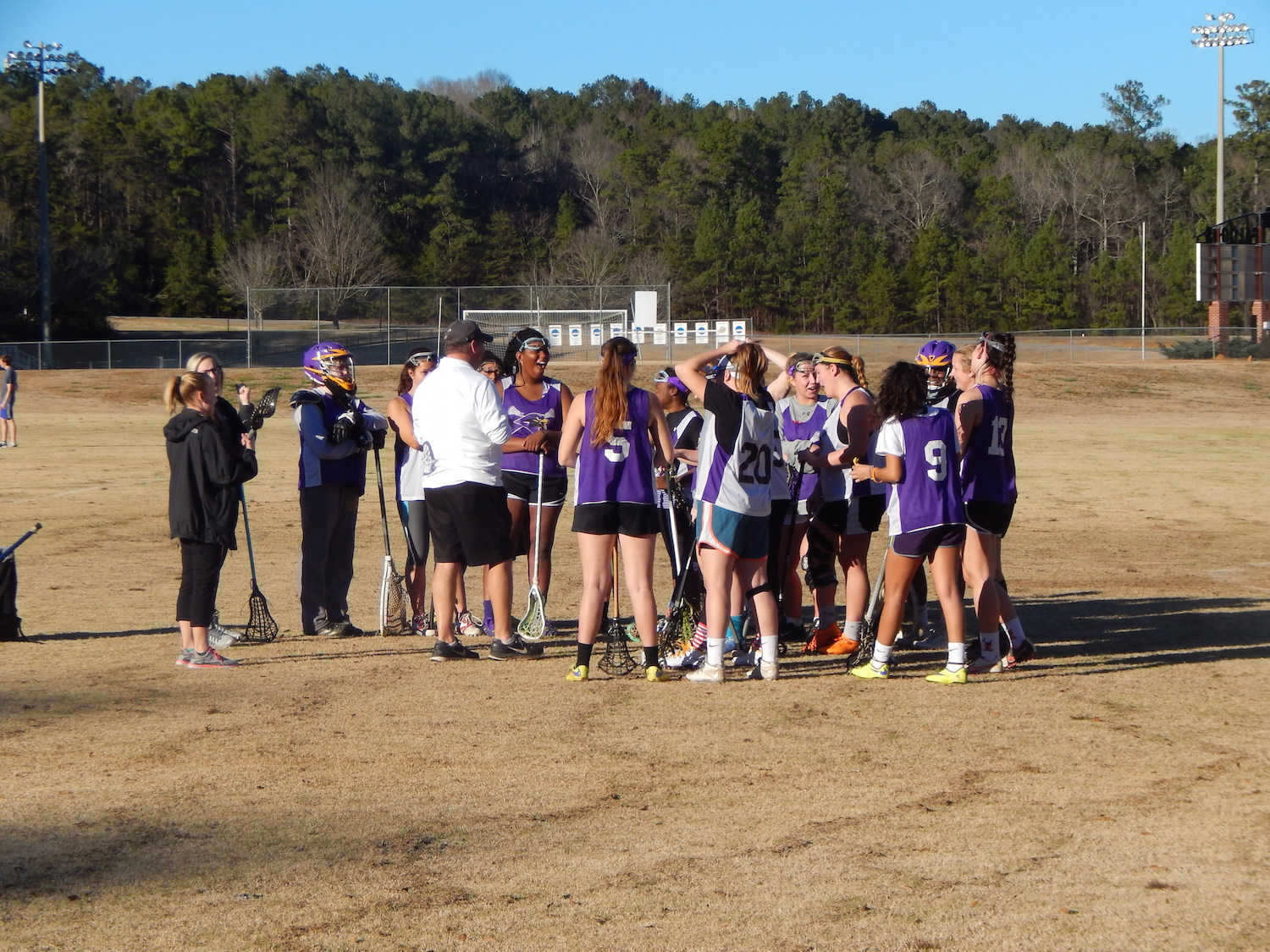 Women's field lacrosse team set to make UM, state history Feb. 5