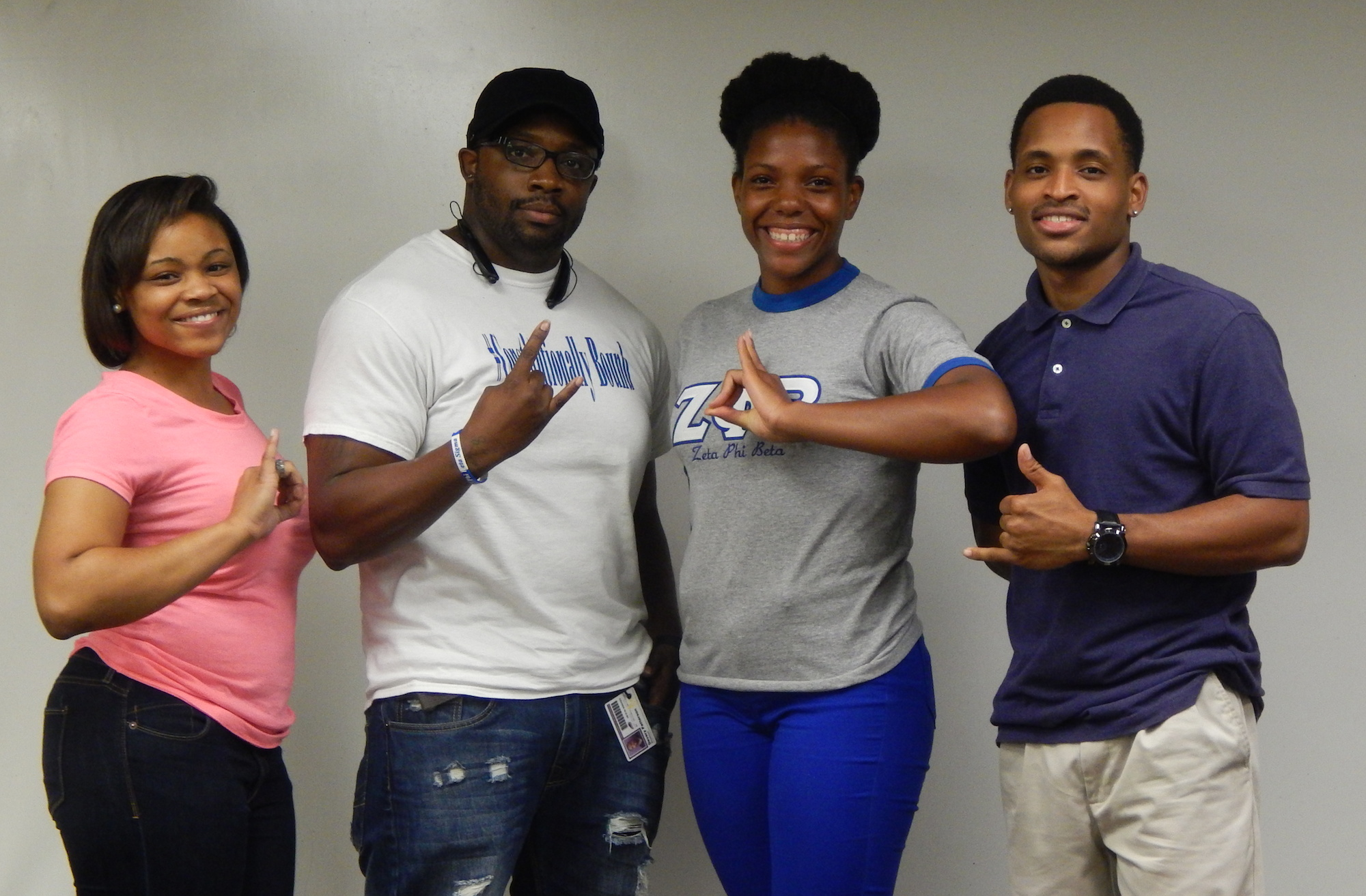UM student hopes to begin Phi Beta Sigma chapter