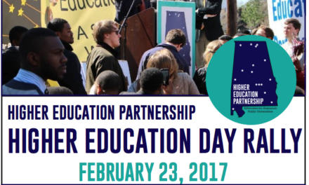 Getting involved with Higher Education Day
