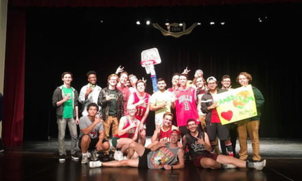 ADPi and Lambda Chi triumph at Lip Jam 2017