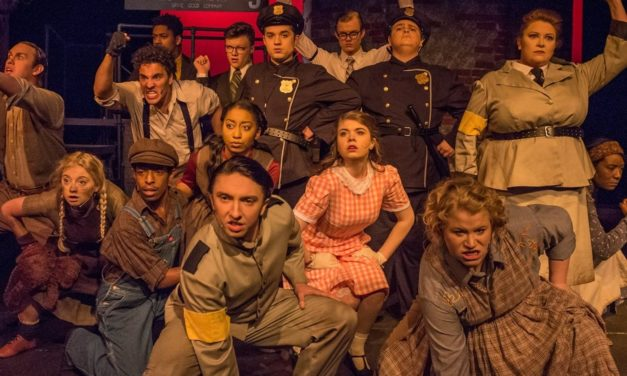 Urinetown: just crazy enough to work