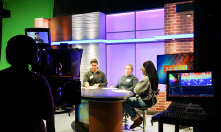 Alabama high schoolers introduced to mass communication at Montevallo
