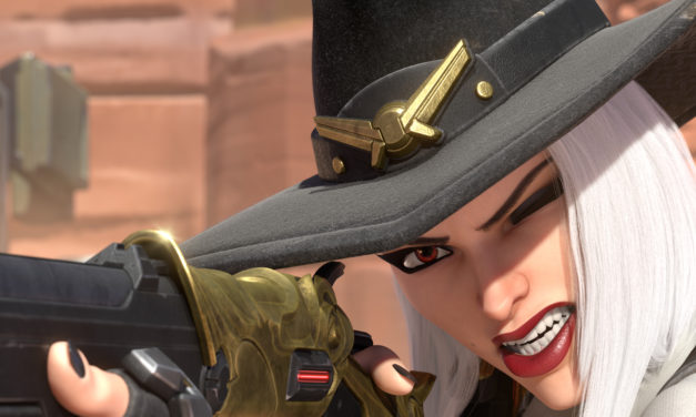 """""""Overwatch"""" expands narrative by adding new hero"""