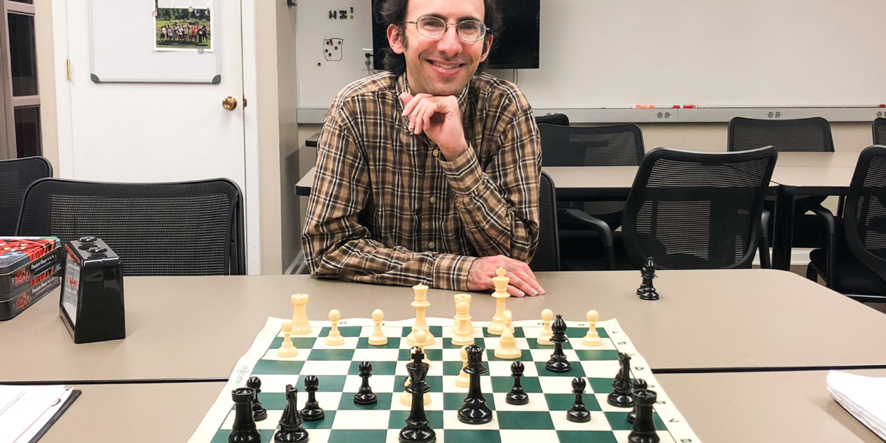 UM professor wins state chess championship