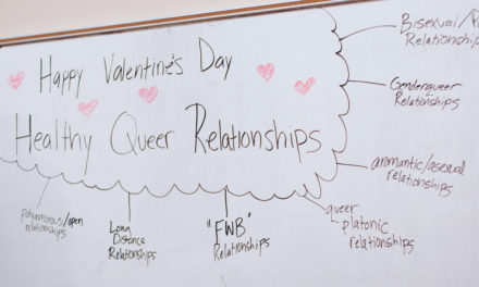 Spectrum talks healthy queer relationships
