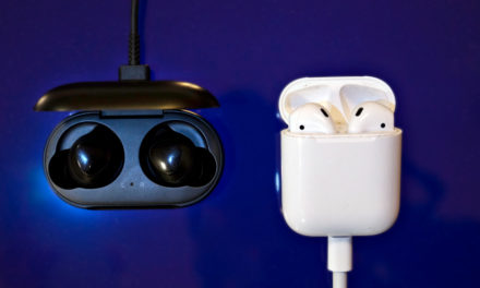 Battle of the buds: Apple vs. Samsung