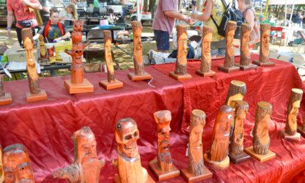 Montevallo holds second Tinglewood Festival