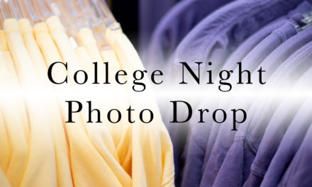 College Night Photo Drop