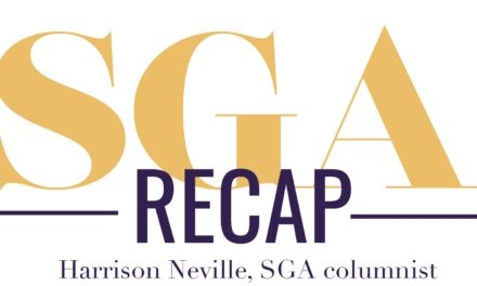 SGA Recap April 15