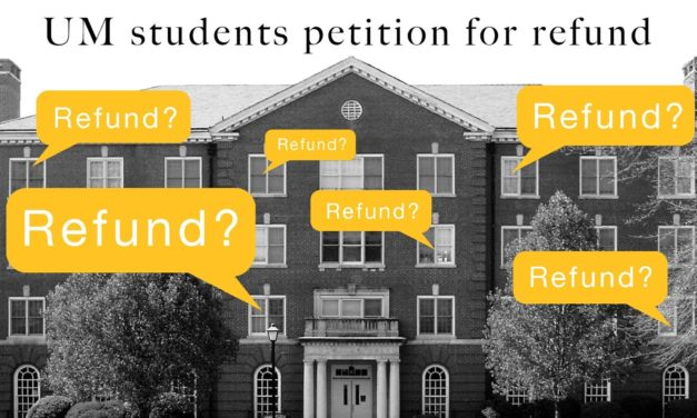 Student starts refund petition for housing costs