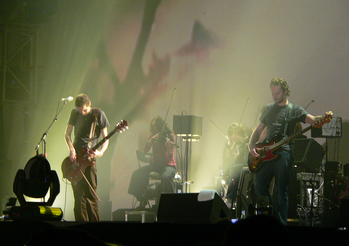 Sigur Ros takes Birmingham on spiritual journey