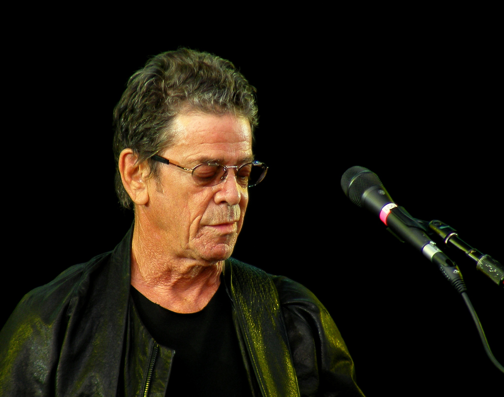 White light/white heat: A personal account of Lou Reed