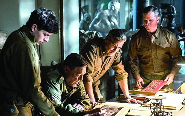 """The Monuments Men:"" The greatest treasure hunt in history revealed"