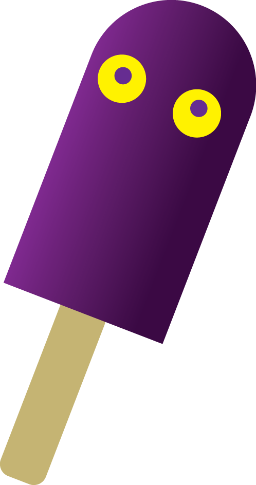College Cuisine: Grape-Lemonade Ghostsicles