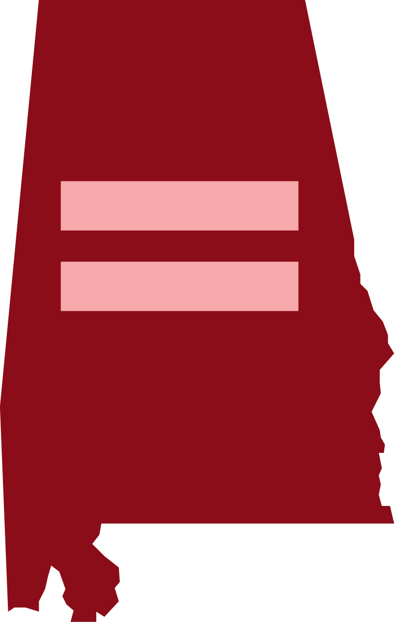 Marriage equality may fall on Dixie