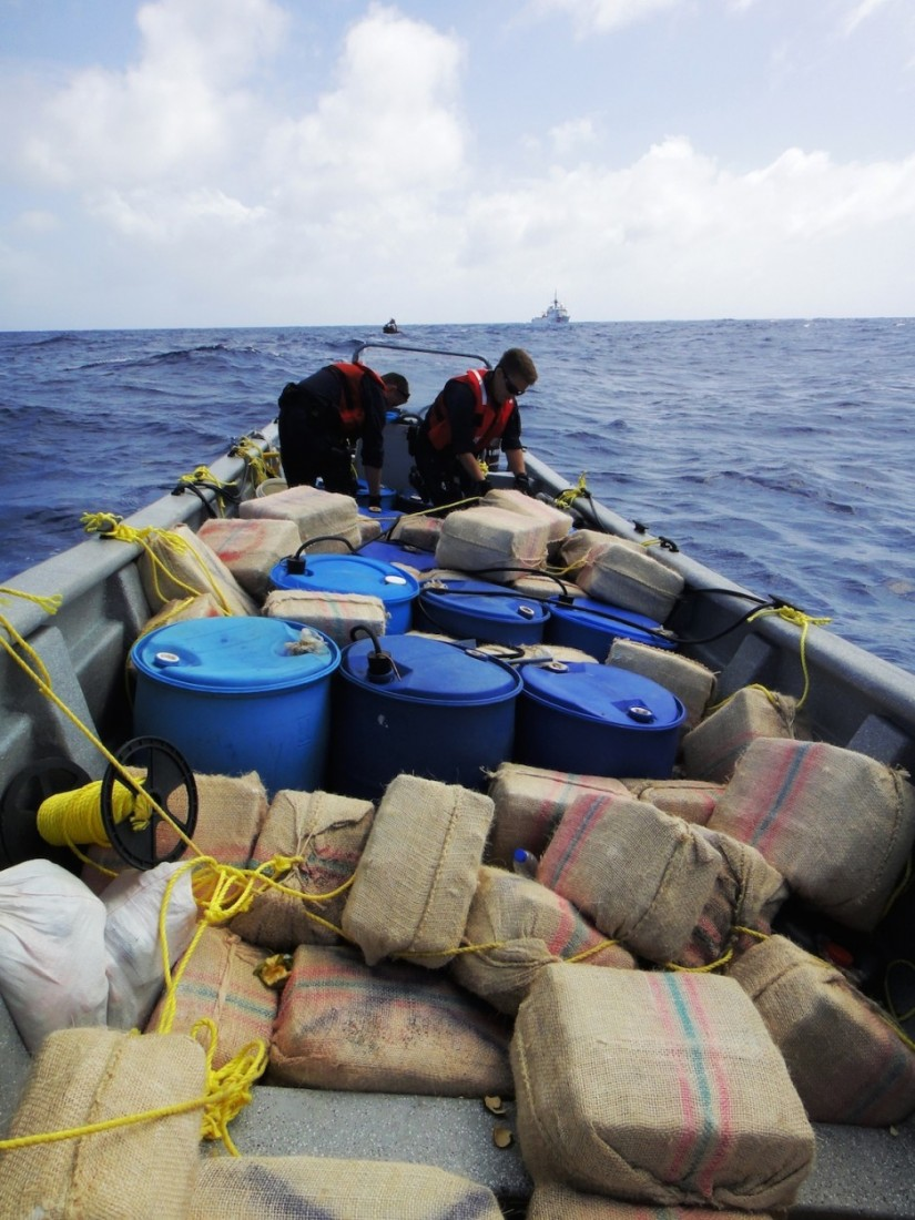 This day in history: Coast Guard busts cocaine transport