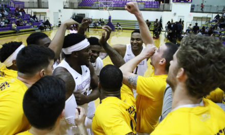 Falcon basketball opens 2017 with conference play