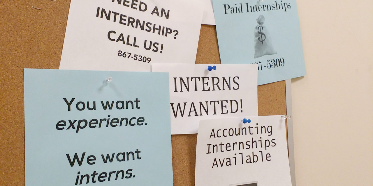 10 tips for getting and keeping an internship