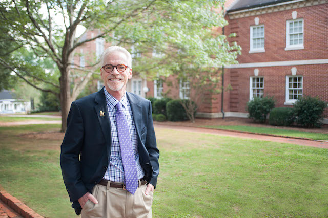 UM welcomes new provost