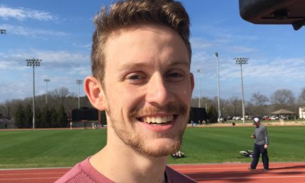 UM athlete starts game on a high note