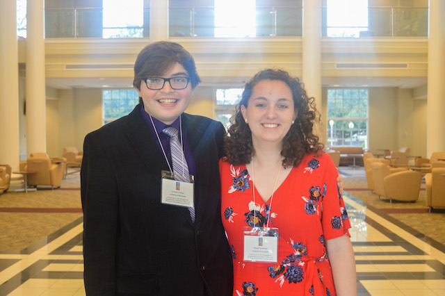 Montevallo students recognized at ACETA Conference