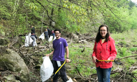 UM undergrads volunteer for eighth annual Big Event