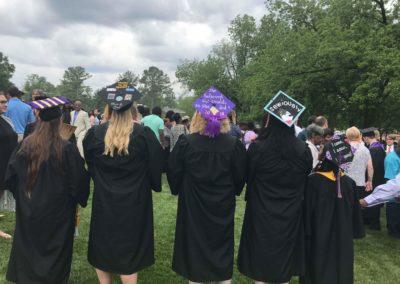 COMS program graduates