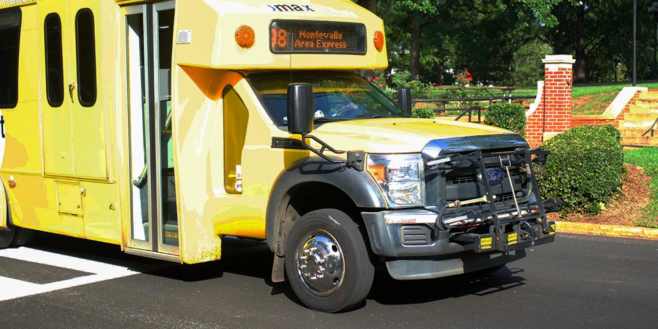 City of Montevallo establishes trial program for public transportation
