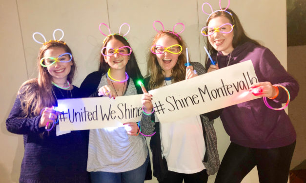 Glow Race sheds light on local non-profits
