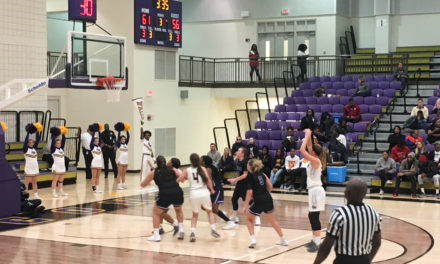 Falcons reign supreme in basketball season's first home games