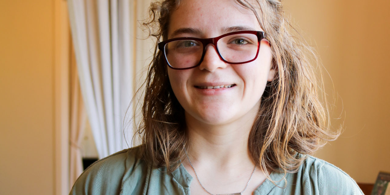 Alumna profile: Sara Perry