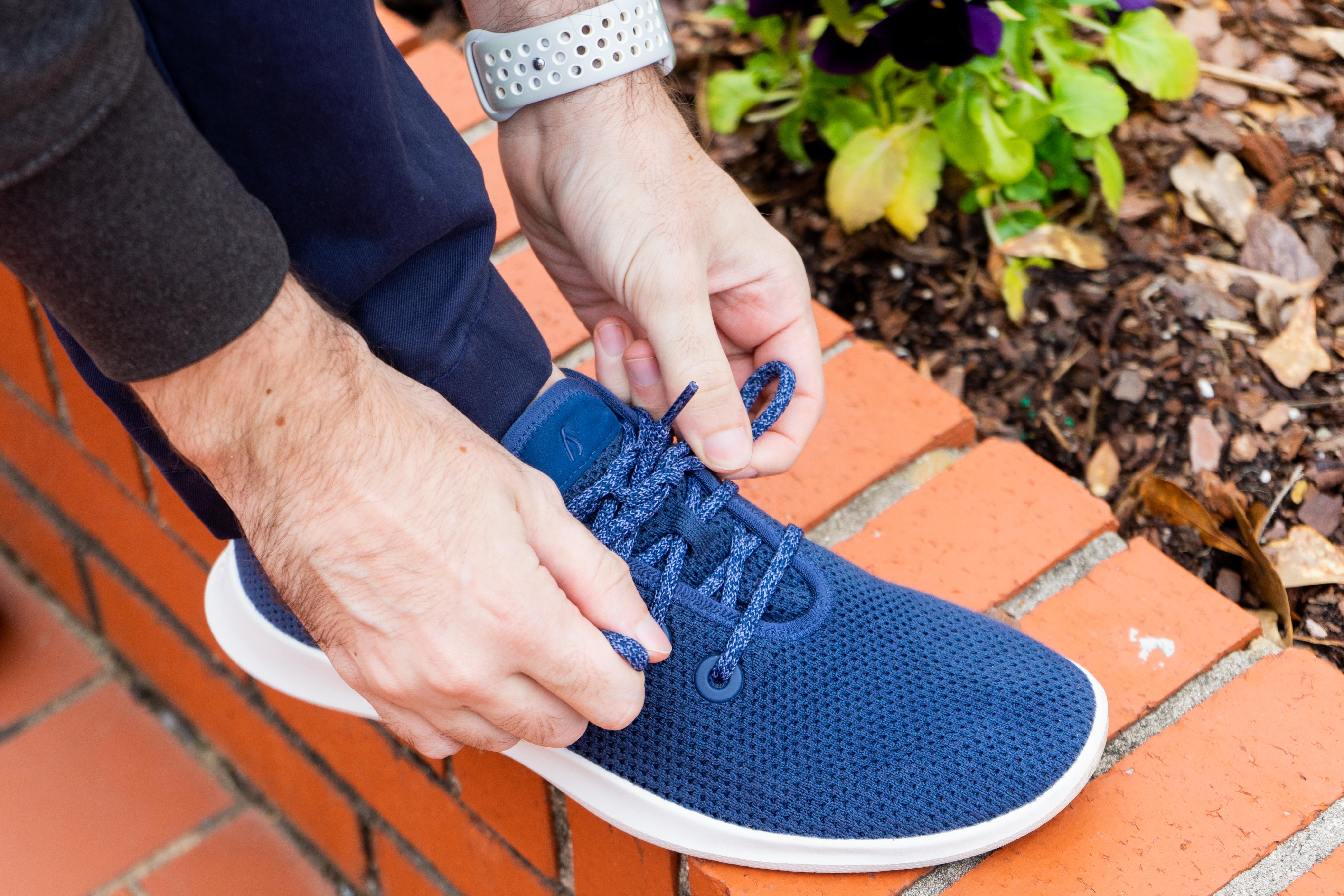 Sustainable sneaker review: Allbirds