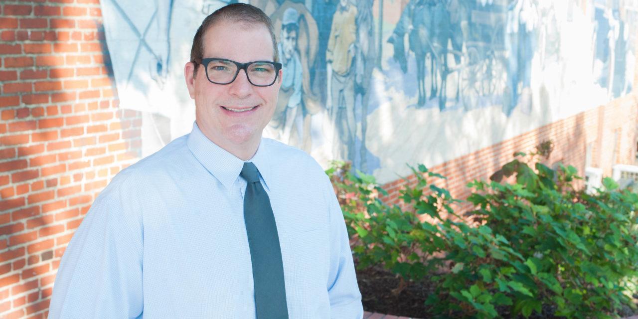 Social Work Q&A with Dr. Jason Newell