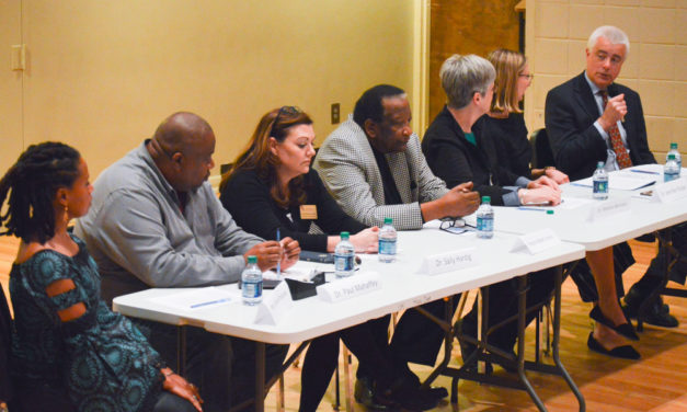 Confronting Racism panel hosted in LeBaron