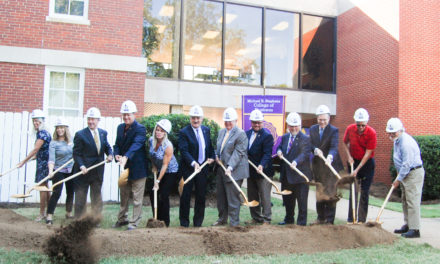 UM breaks ground on college of business addition