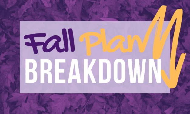 Falcon Forward Breakdown