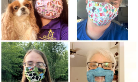 Beginner's guide to wearing a mask