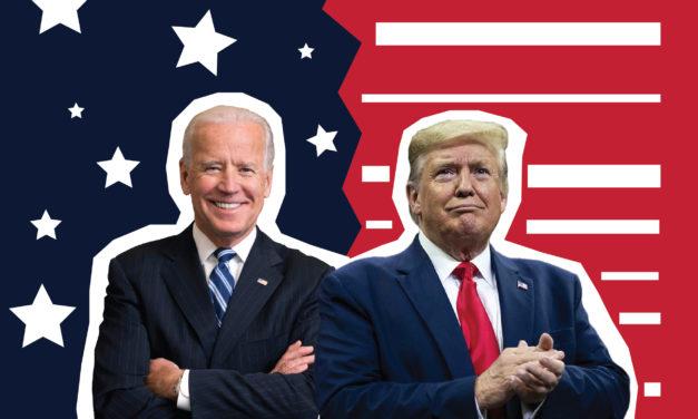 Candidates flop initial debate, Biden pulls ahead