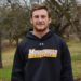 Picture of Dylan Witt in a Montevallo sweatshirt